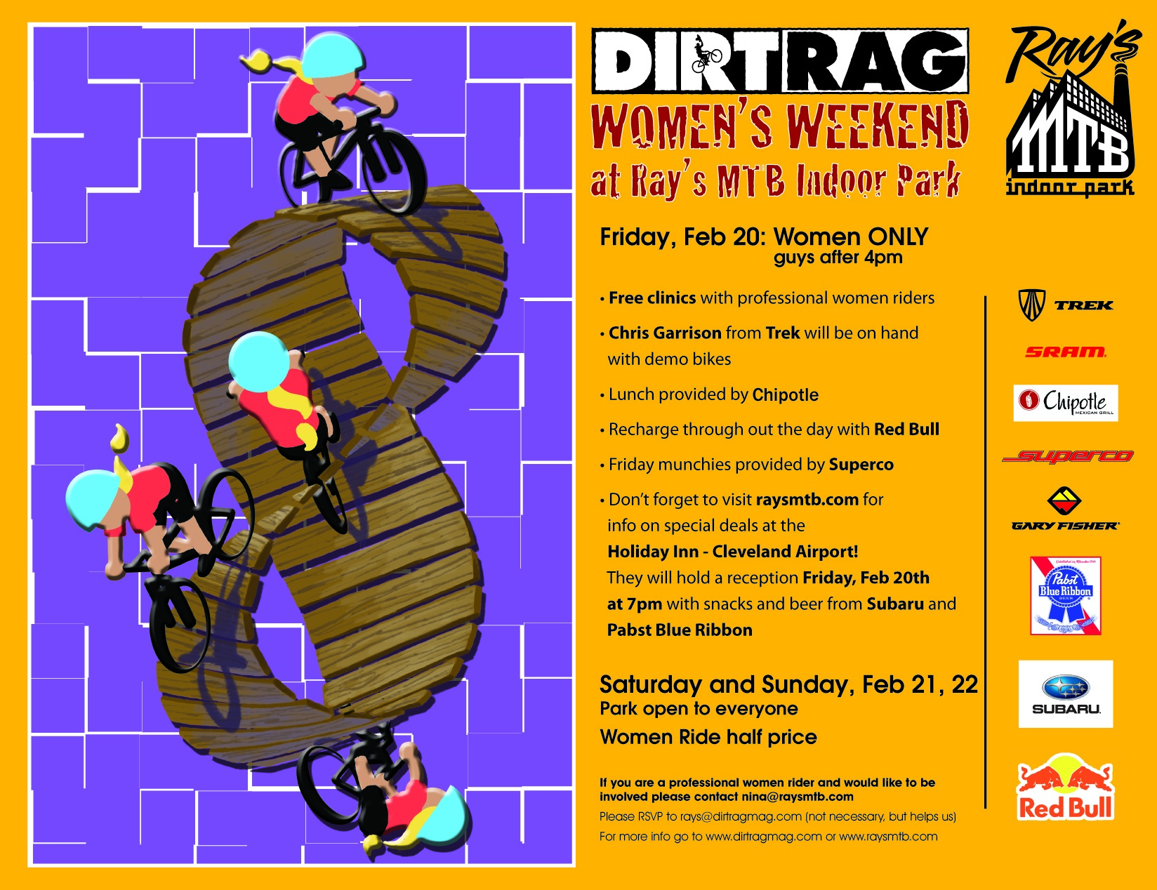 dirt rag weekend